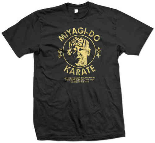 Miyagi-Do Karate - All Valley Championships 1984 T-paita