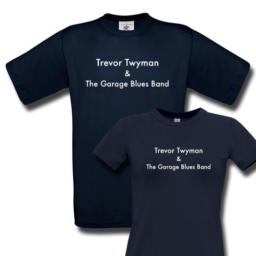 Trevor Twyman & The Garage Blues Band